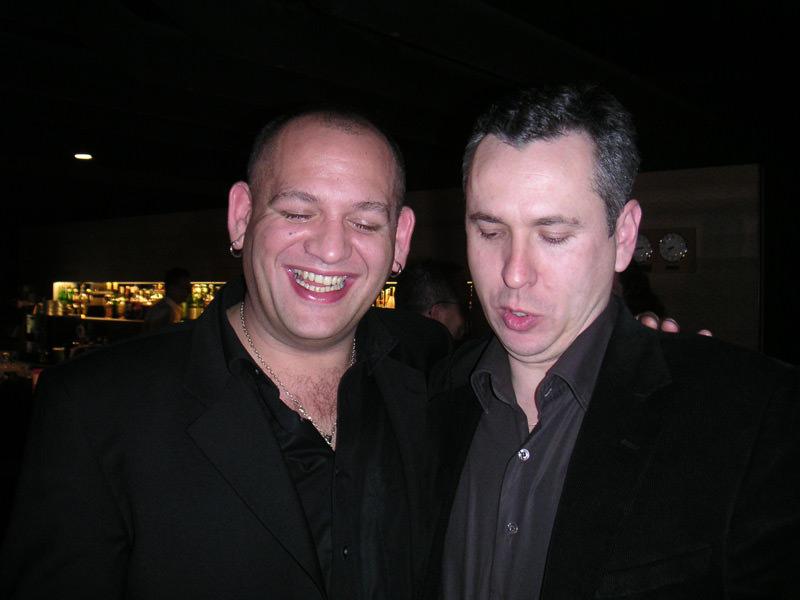 BCE Director Lacey and Darren Paris